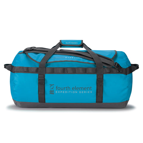 Fourthelement Expedition Series Duffel Bag, New Blue! - Dive Manchester