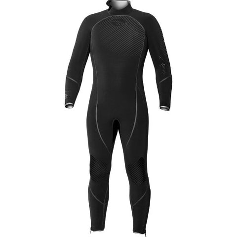Bare Reactive 7mm Mens Wetsuits Titan - Clearance - Dive Manchester