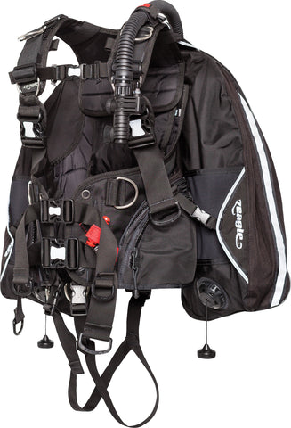 Zeagle 911 BCD - Designed for Public Safety Divers - Dive Manchester