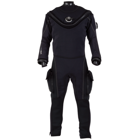 Aqualung Fusion Bullet AirCore Drysuits - Dive Manchester