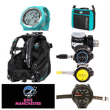Aqua Colour Equipment Package - Dive Manchester