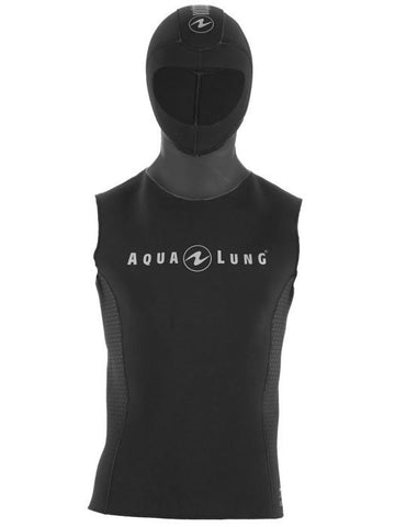 Aqualung Hooded Vest 2.5mm - Dive Manchester
