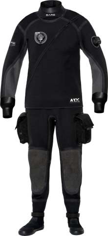 Bare Sentry Tech Dry ATX System Mens Drysuits - Dive Manchester