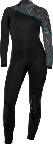 Bare Elate 7mm Ladies Wetsuits - Dive Manchester