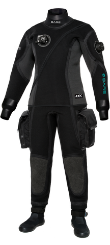 Bare Guardian Tech Dry Ladies Suits