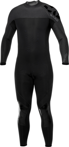 Bare Revel 5mm Mens wetsuits