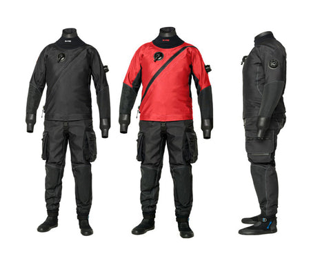 Bare X-Mission Evolution Drysuit - NEW!! - Dive Manchester