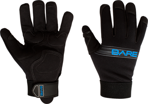 Bare 2mm Tropic Pro Gloves - Dive Manchester