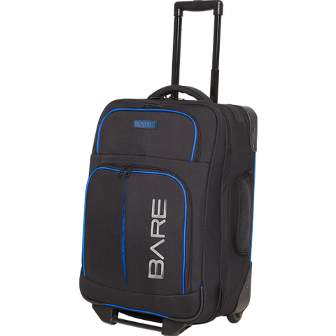 Bare Carry On Wheeled Luggage by Sthalsac - Dive Manchester