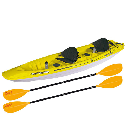 BIC Trinidad Family Kayak Package - Dive Manchester