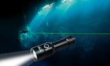 Orca D570GL Green Laser & Dive Light - Dive Manchester
