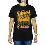 "New Apeks T-Shirts ""Dive Team""  Available Now!! - Dive Manchester"