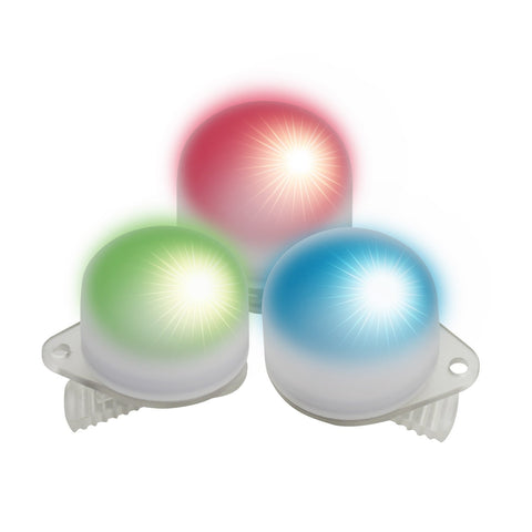 Bigblue Easy Clip Rainbow Colour Marker Light - Dive Manchester