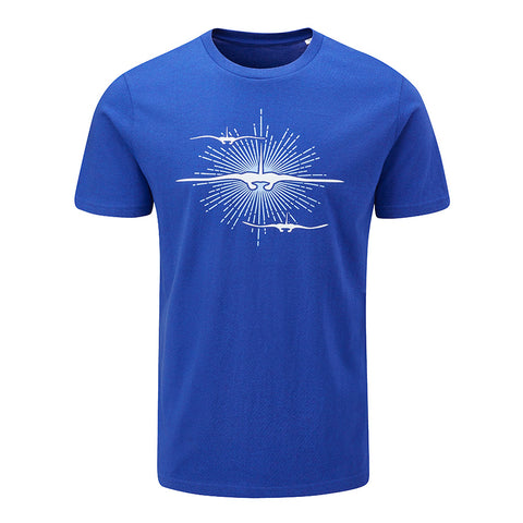 Fourthelement Manta Attack Men's T Shirt - Clearance
