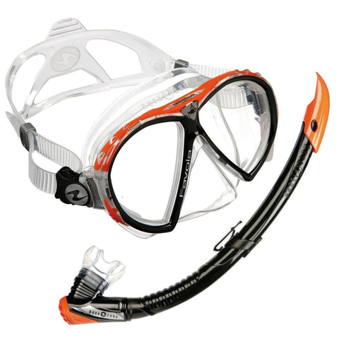 Aqualung Professional Sets - Favola & Zephyr / Mask & Snorkel - Dive Manchester