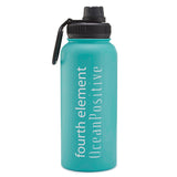 Fourthelement Gulper Insulated Water Bottle - Dive Manchester