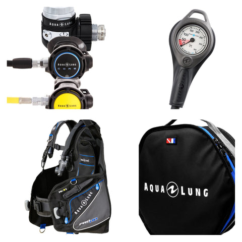 Aqualung Diver Package - Core Supreme & Pro HD - Dive Manchester