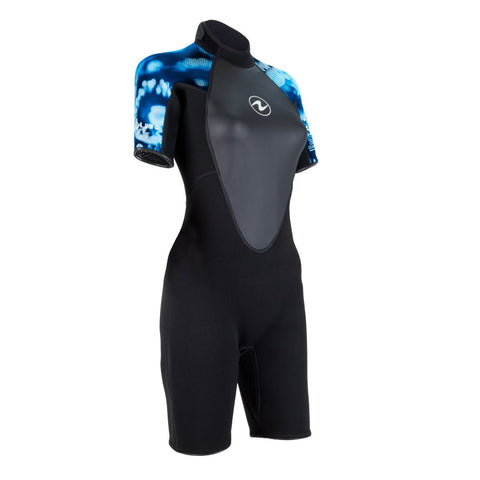 Aqualung Hydroflex Ladies Shorty Wetsuits