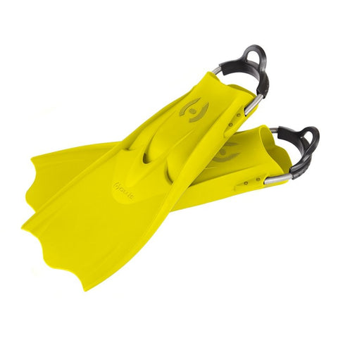 Hollis F1 LT Fins Yellow - New Colour!