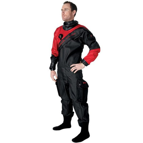 Hollis BTR500 Drysuits - Dive Manchester