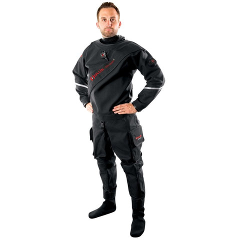 Hollis DX300X Drysuits - Dive Manchester