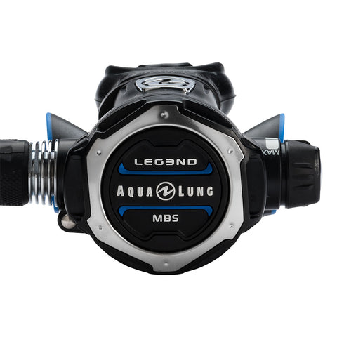 Aqualung Leg3nd MBS Regulator - New Model! - Dive Manchester