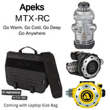 Apeks MTX-RC Regulator Stage 3 Set - New!! - Dive Manchester