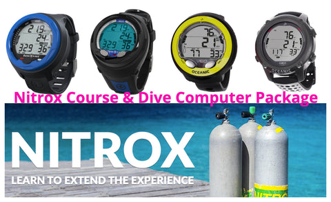 Gift Voucher - Nitrox Course & Dive Computer Package