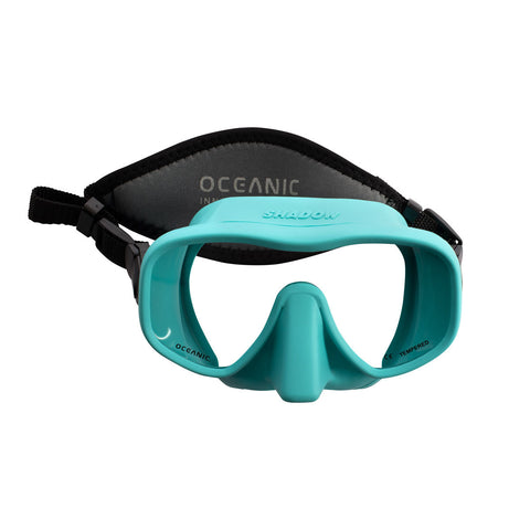Oceanic Shadow Mask Sea Blue - Limited Edition - Dive Manchester
