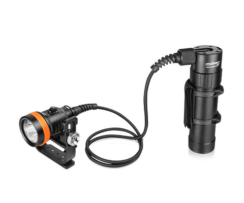 Orca D630 Tech Dive Light 4000Lumens - Dive Manchester