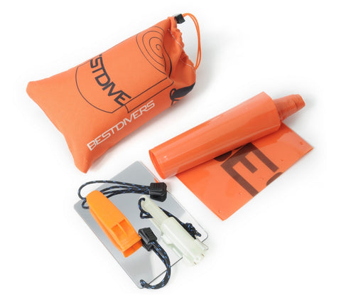 Best Divers Safety Kit Package - Dive Manchester