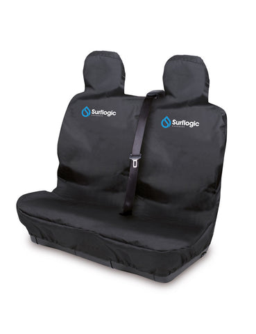 Surflogic Waterproof Car Seat Cover Double