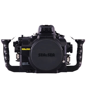 Sea & Sea MDX-5D MK III V2 Housing - Dive Manchester