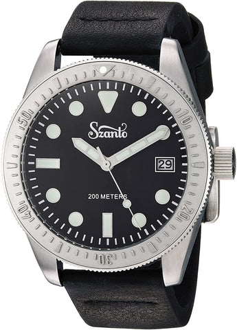 Szanto Vintage Dive Watch - Dive Manchester