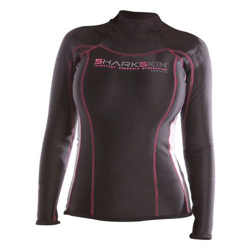 SharkSkin Ladies Long Sleeve Top - Dive Manchester