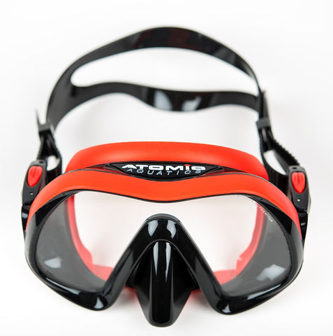 Atomic Single Window Frameless Venom Mask - Dive Manchester