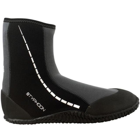 Typhoon Z3 3mm Zip Boots - Dive Manchester