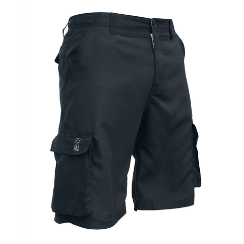 Fourthelement MEN'S AMPHIBIOUS PRO DIVE SHORTS (Black) - Dive Manchester