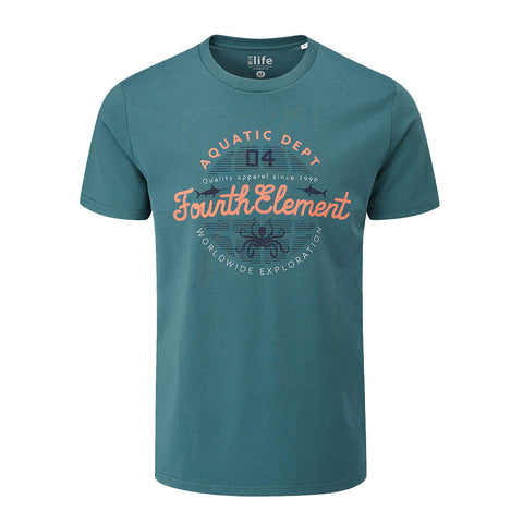 Fourthelement Aquatic Depth Mens T Shirt - Clearance