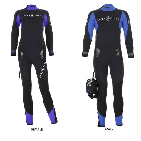 Aqualung Balance Comfort 5.5mm Wetsuits - Dive Manchester