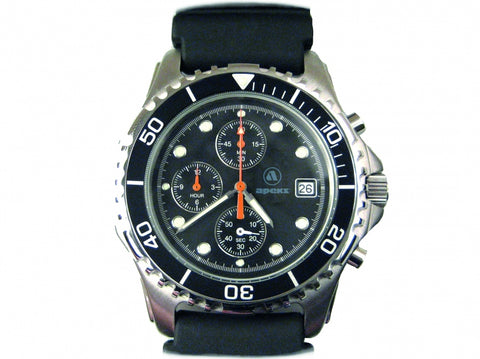 Apeks Chronograph Dive Watch - Dive Manchester