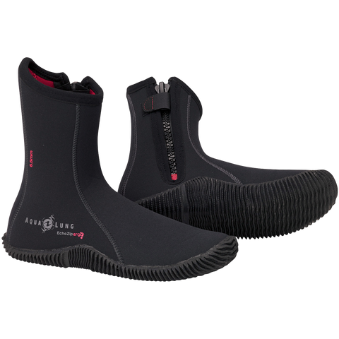 Aqualung Echozip Ergo 5mm Boot - Clearance - Dive Manchester