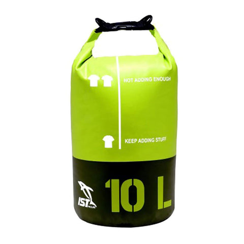 IST Waterproof Dry Bag 10 Litre - Dive Manchester