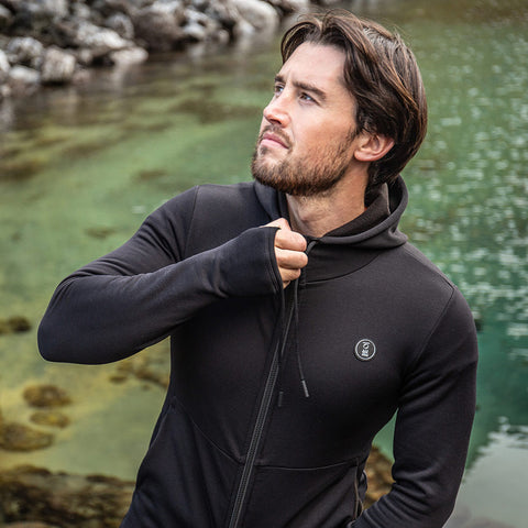 Fourthelement Mens Xerotherm Hoodie - Dive Manchester