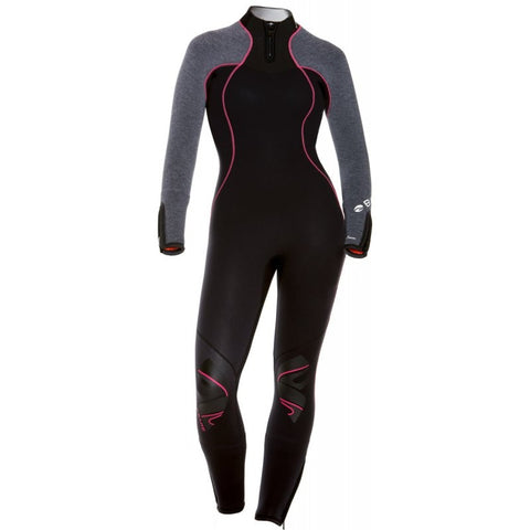 BARE Nixie Ultra 7mm Ladies Wetsuits - Dive Manchester
