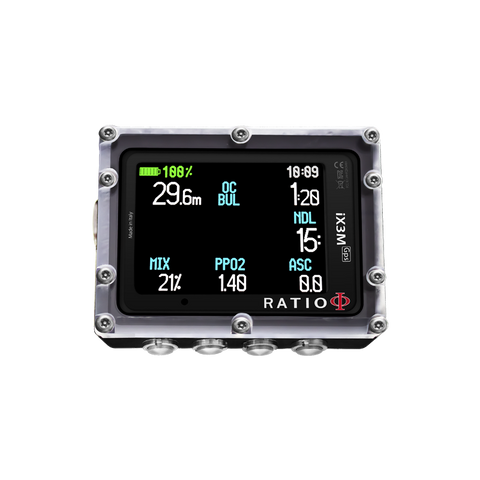 Winter Sale - Ratio iX3M [GPS] Tech+ Computer
