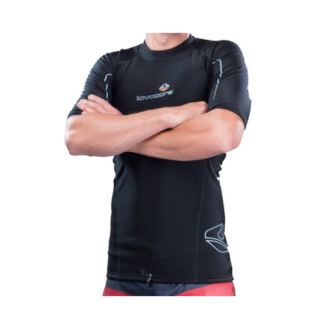 Lavacore Short Sleeve Men's Top - Dive Manchester