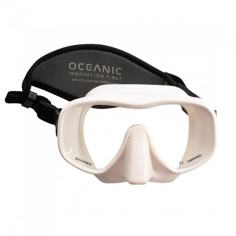 Oceanic Shadow Mask White - NEW!!