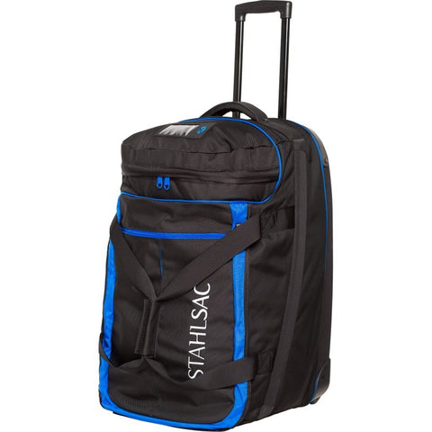 Stahlsac Smuggler Wheeled Bag available at Dive Manchester