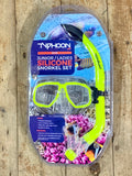 Typhoon Ladies/Kids Snorkelling Set - Dive Manchester